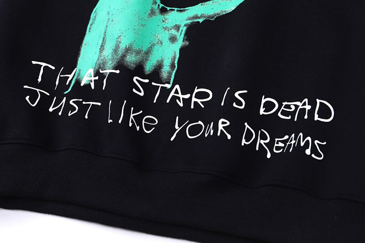Stars Are Like Dreams Hoodie