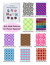 Load image into Gallery viewer, Shortcuts with Precuts quilt pattern collection