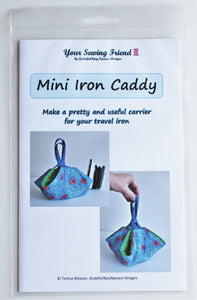 Mini Iron Caddy pattern