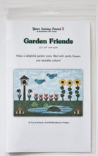 Load image into Gallery viewer, Garden Friends quilt pattern