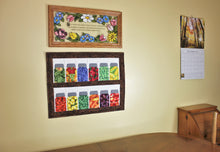 Load image into Gallery viewer, Grandma Sue's Pantry canning jars quilt - pattern only