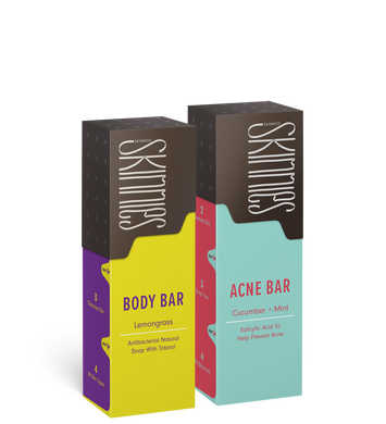 Body Bar & Acne Bar soap combo