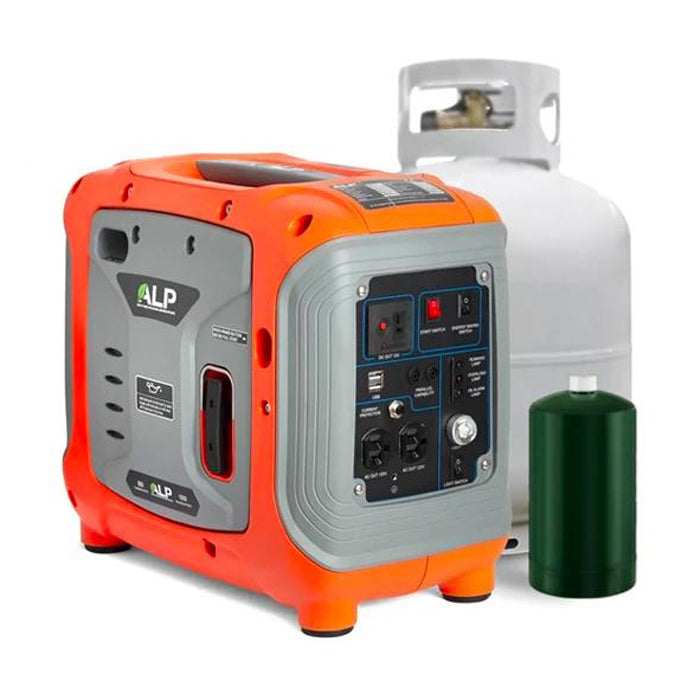 ALP Generator 1000 W - Orange / Gray