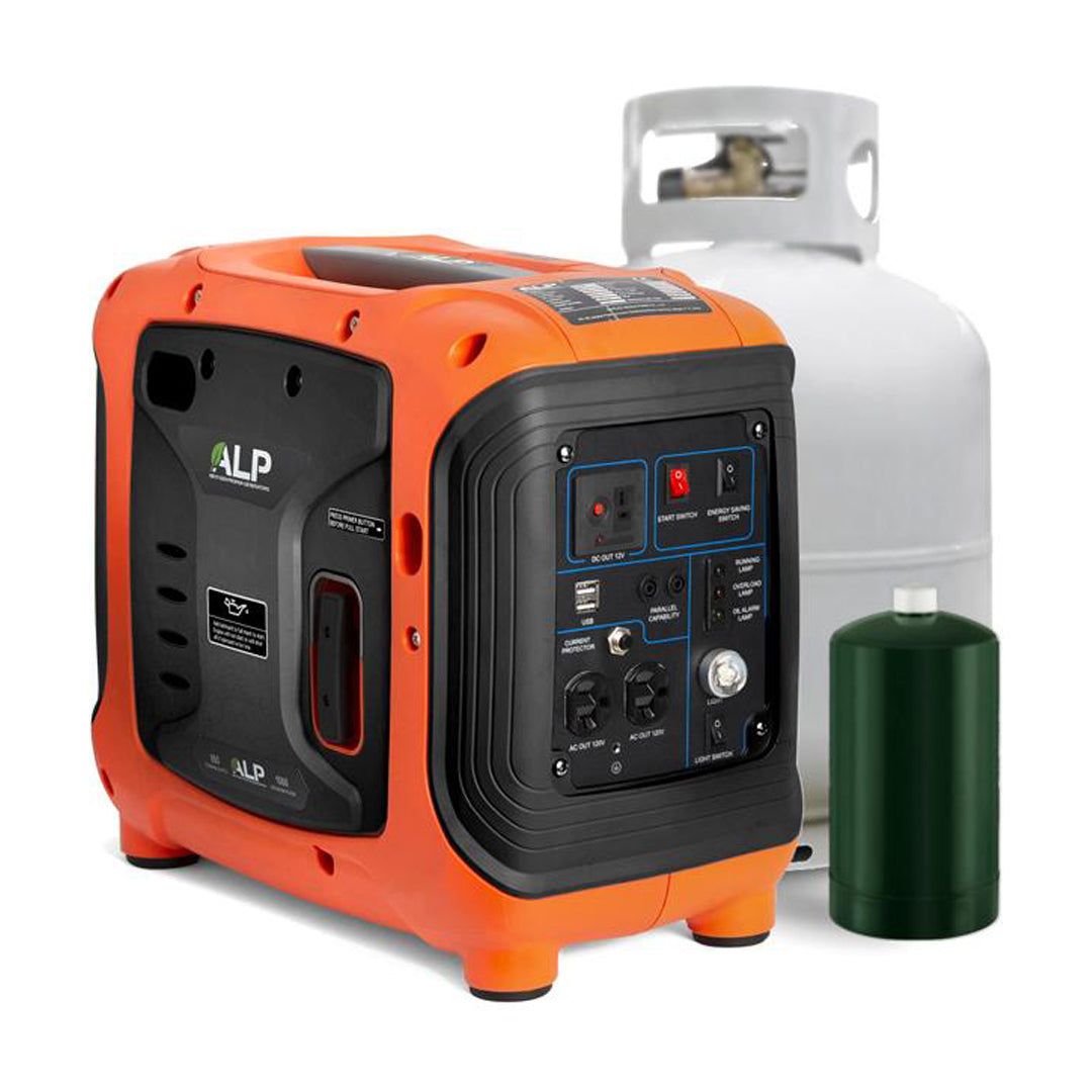 ALP Generator 1000 W - Orange / Black