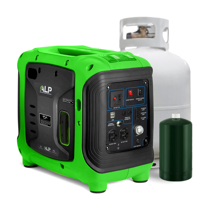 ALP Generator 1000 W - Green / Black