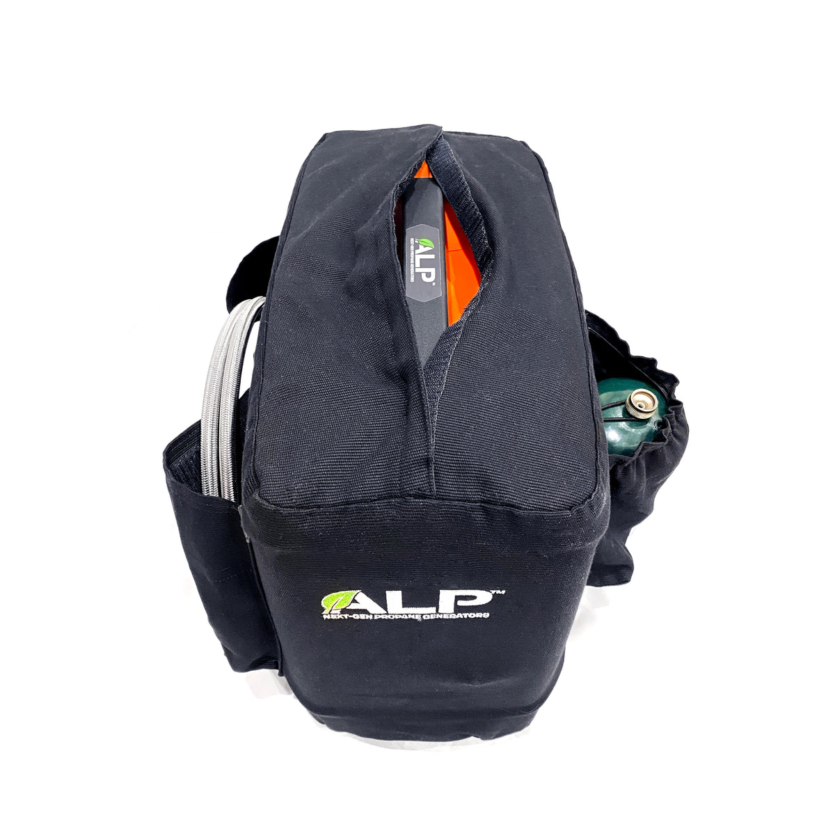 Black Dual Pocket ALP Generator Cover