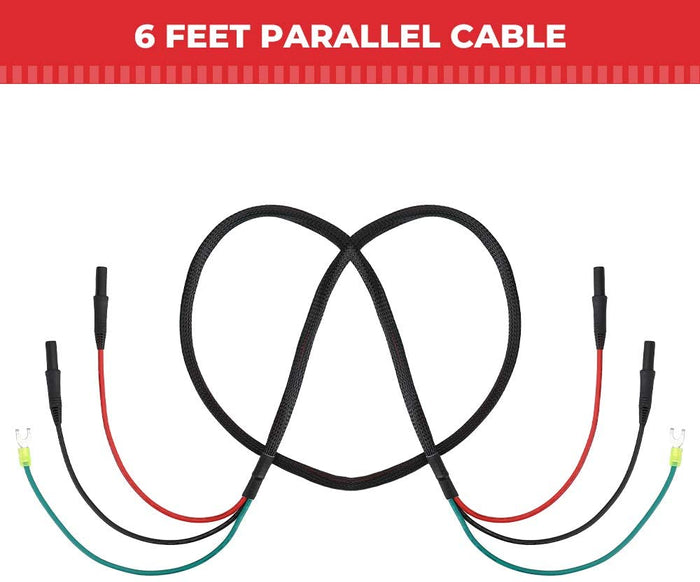 ALP Generator Parallel Cables