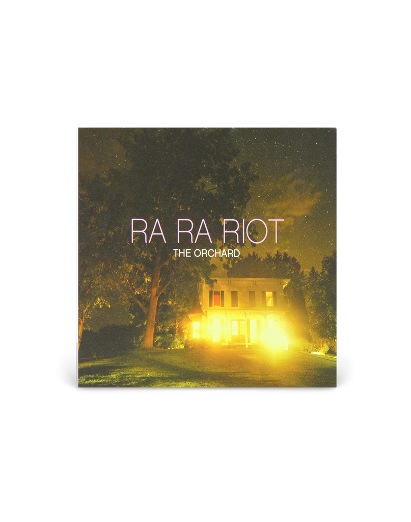 Ra Ra Riot - The Orchard (CD)
