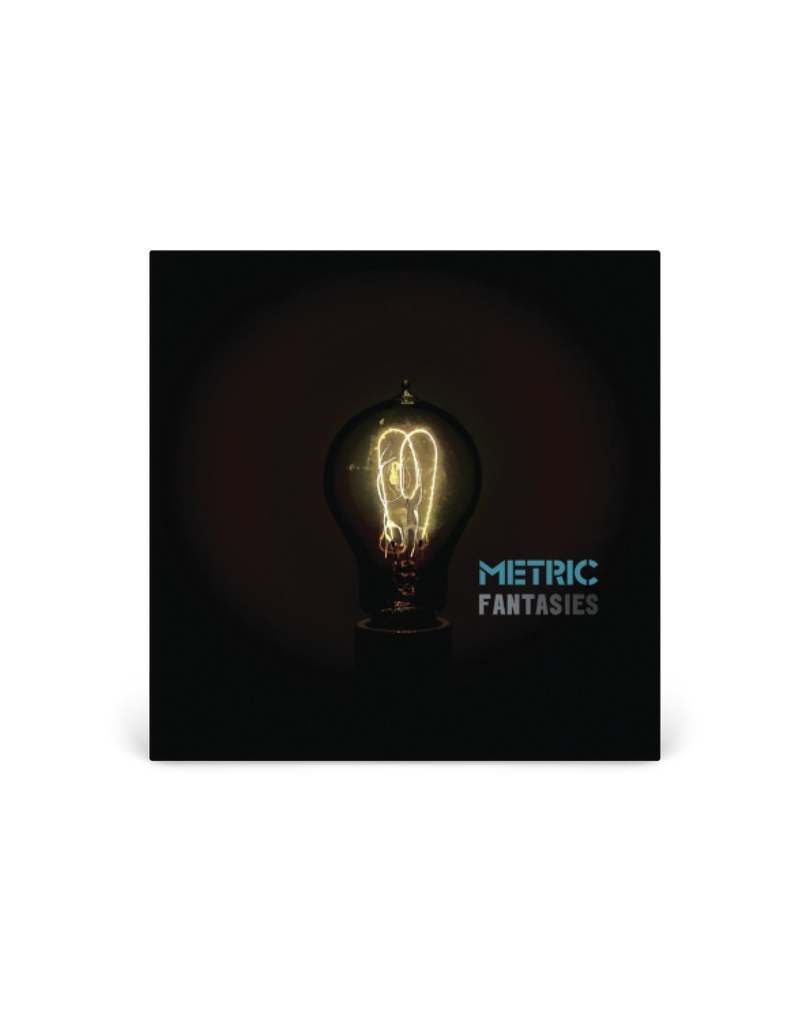 Metric - Fantasies (CD)