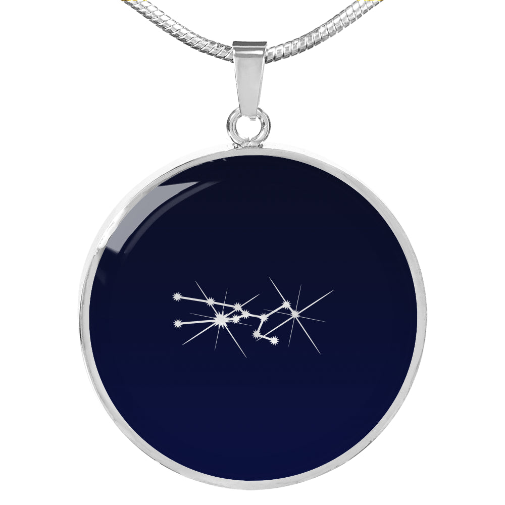 Taurus Star Sign Necklace
