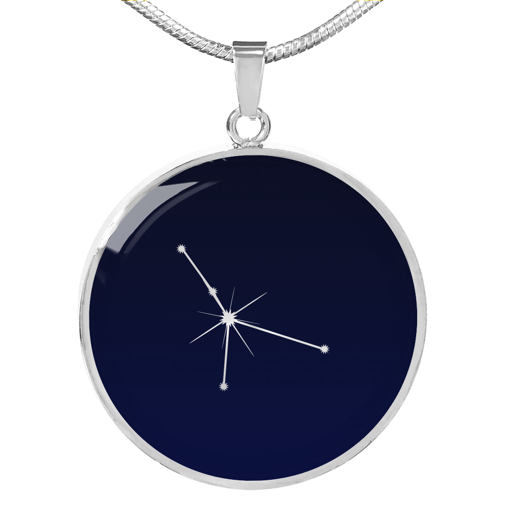Cancer Star Sign Necklace