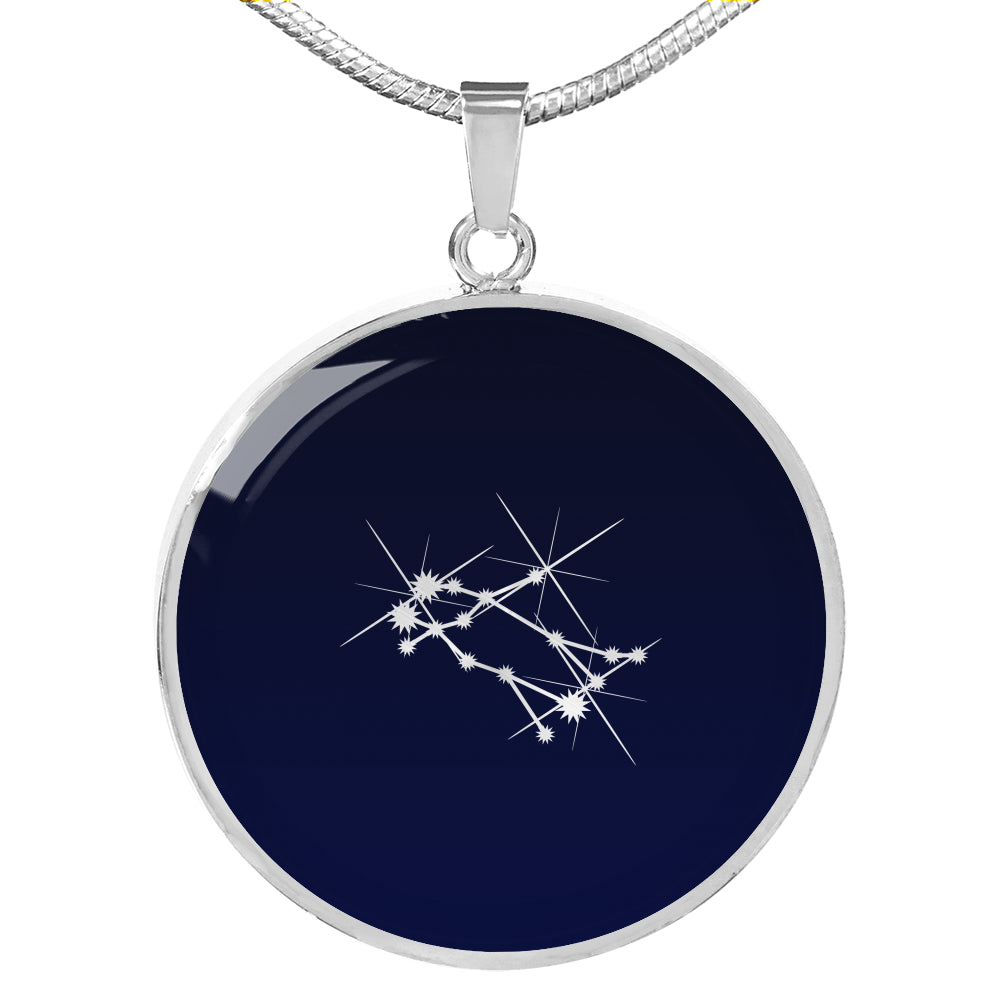 Gemini Star Sign Necklace