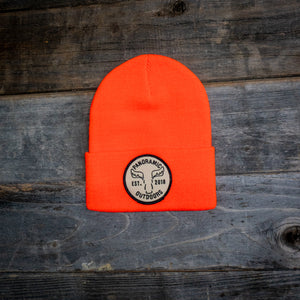 Blaze Orange Toque