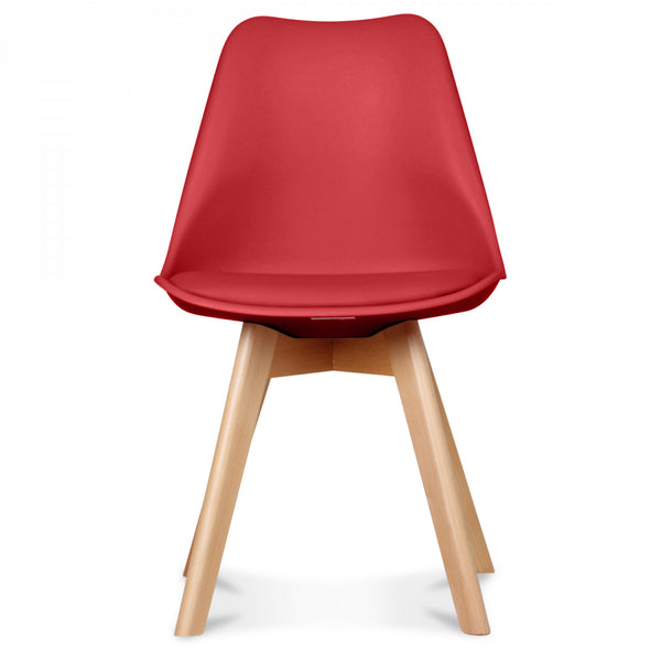 Scandi Rouge Chair