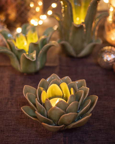 Artichoke T Light Holder