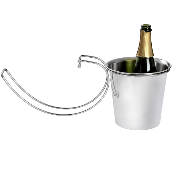Table Hanging Champagne Bucket