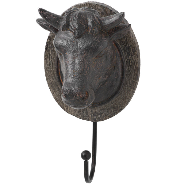 Rustic Farmyard Hook Cow,  - Olive and Sage, Olive and Sage  - 3