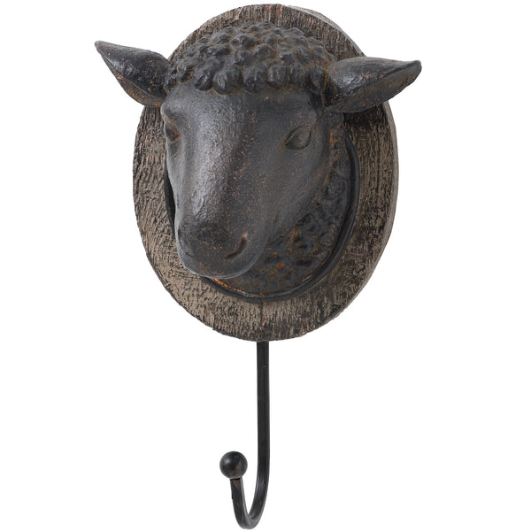 Rustic Farmyard Hook Sheep,  - Olive and Sage, Olive and Sage  - 4