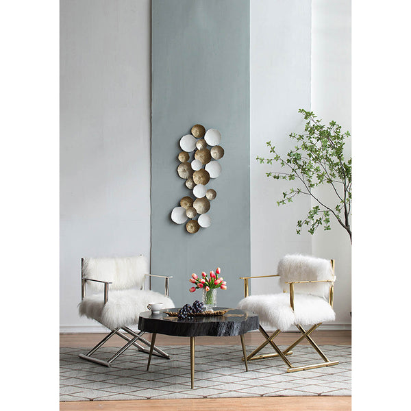 Disc Wall Decor