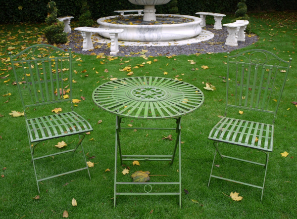 Harriet French Bistro Set