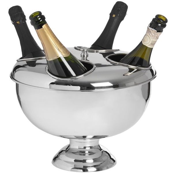 Chrome Champagne Bucket