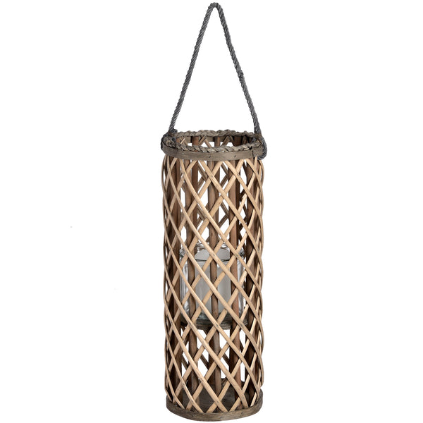 Small Wicker Lantern