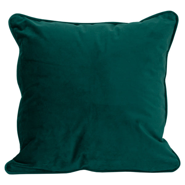 Emerald Green Velvet Cushion