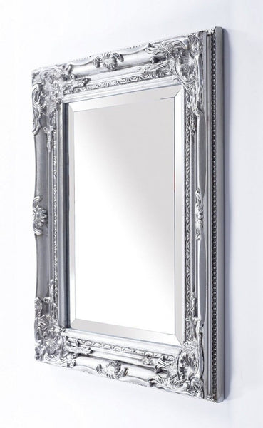 Ornate Wall Mirror (3 Colours) ,  - Olive and Sage, Olive and Sage  - 3