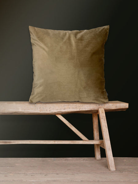 Velvet Bark Cushion