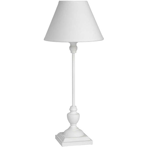French White Lamp