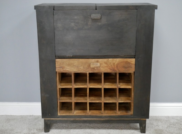 Rustic Drinks Cabinet