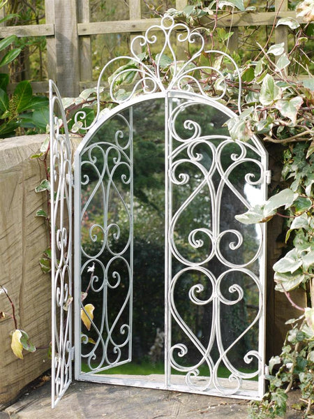 Large Garden Mirror ,  - Olive and Sage, Olive and Sage