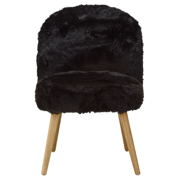 Black Cabaret Chair