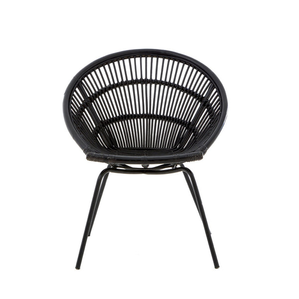 Black Wicker Chair  sc 1 st  Olive and Sage & Black Wicker Chair u2013 Olive and Sage