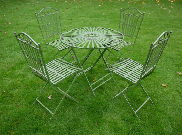Juliet French Patio Set