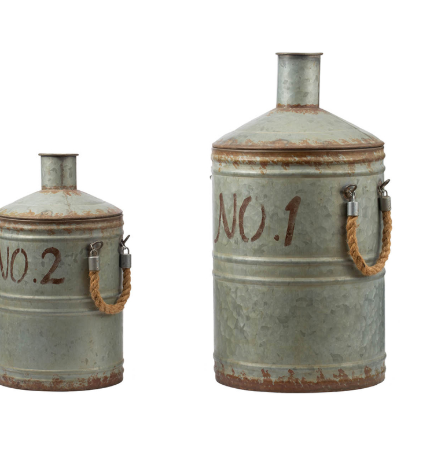 Pair of Patchin Jugs