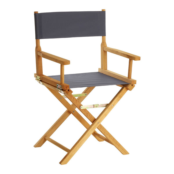 Grey Directors Chair
