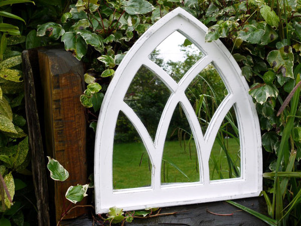 Garden Window Mirror Small,  - Olive and Sage, Olive and Sage  - 4