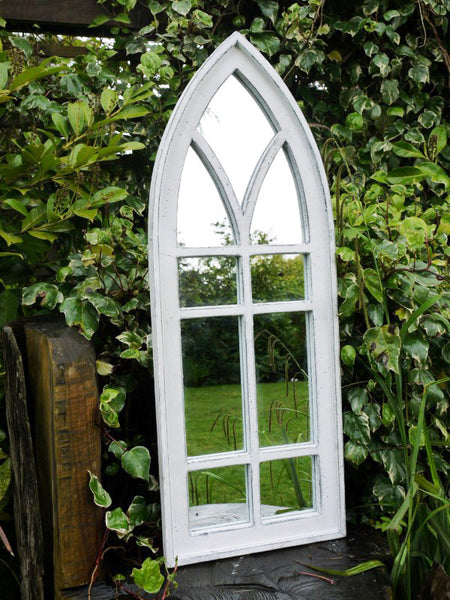 Garden Window Mirror Medium,  - Olive and Sage, Olive and Sage  - 1