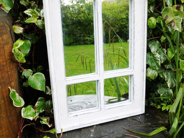 Garden Window Mirror ,  - Olive and Sage, Olive and Sage  - 5