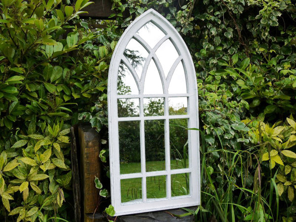 Garden Window Mirror Large,  - Olive and Sage, Olive and Sage  - 3