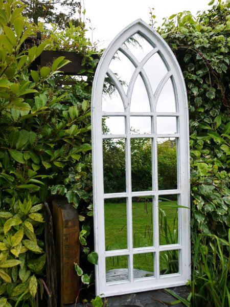 Garden Window Mirror Extra Large,  - Olive and Sage, Olive and Sage  - 2