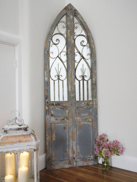 Beautiful Door Mirror ,  - Olive and Sage, Olive and Sage  - 1