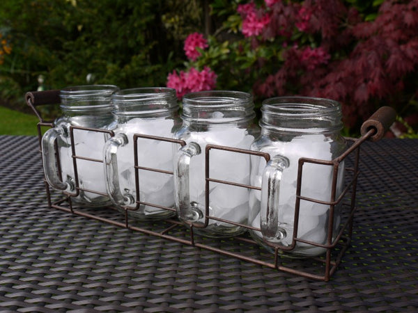 Jars in Urban Holder ,  - Olive and Sage, Olive and Sage  - 2