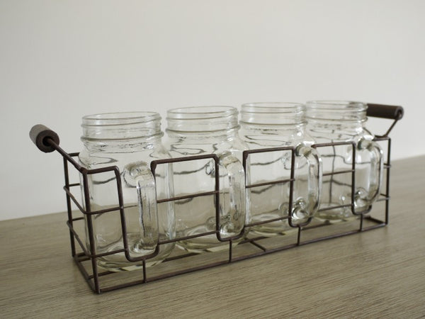 Jars in Urban Holder ,  - Olive and Sage, Olive and Sage  - 5
