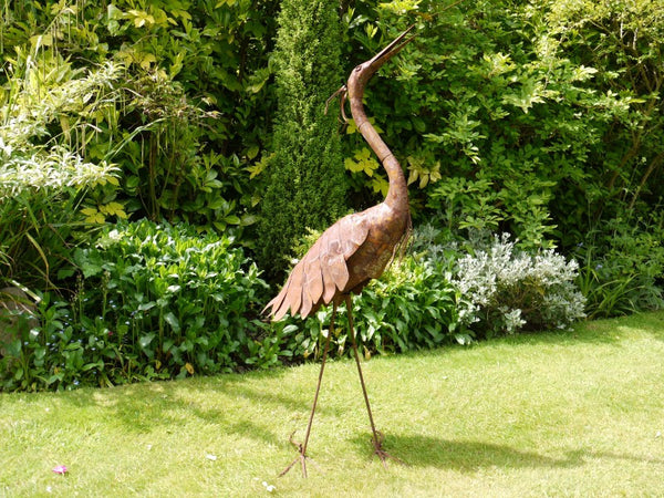 Harold the Heron! Large,  - Olive and Sage, Olive and Sage  - 6