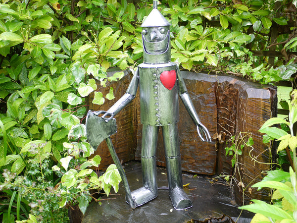 Toby the Tin Man !