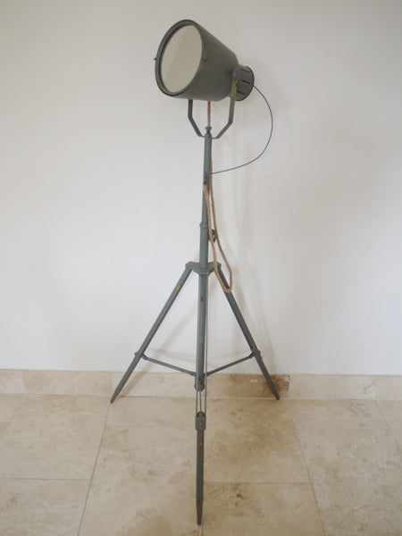 Tall Searchlight Mirror