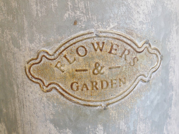 Galvanised Milk Churn ,  - Olive and Sage, Olive and Sage  - 3