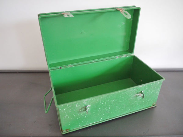 Vintage Storage Box ,  - Olive and Sage, Olive and Sage  - 3